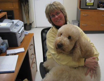 Karla Schwarz, Owner of Karlas Pets