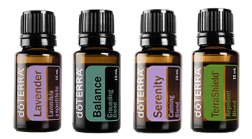 Essentials oils, natural healing for dogs