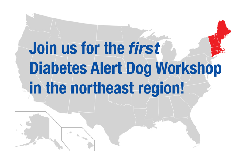Diabetes Alert Dog Workshop